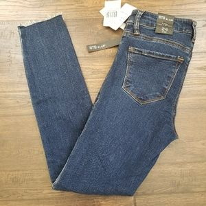 STS Blue Piper Ankle Skinny Jeans Size 24